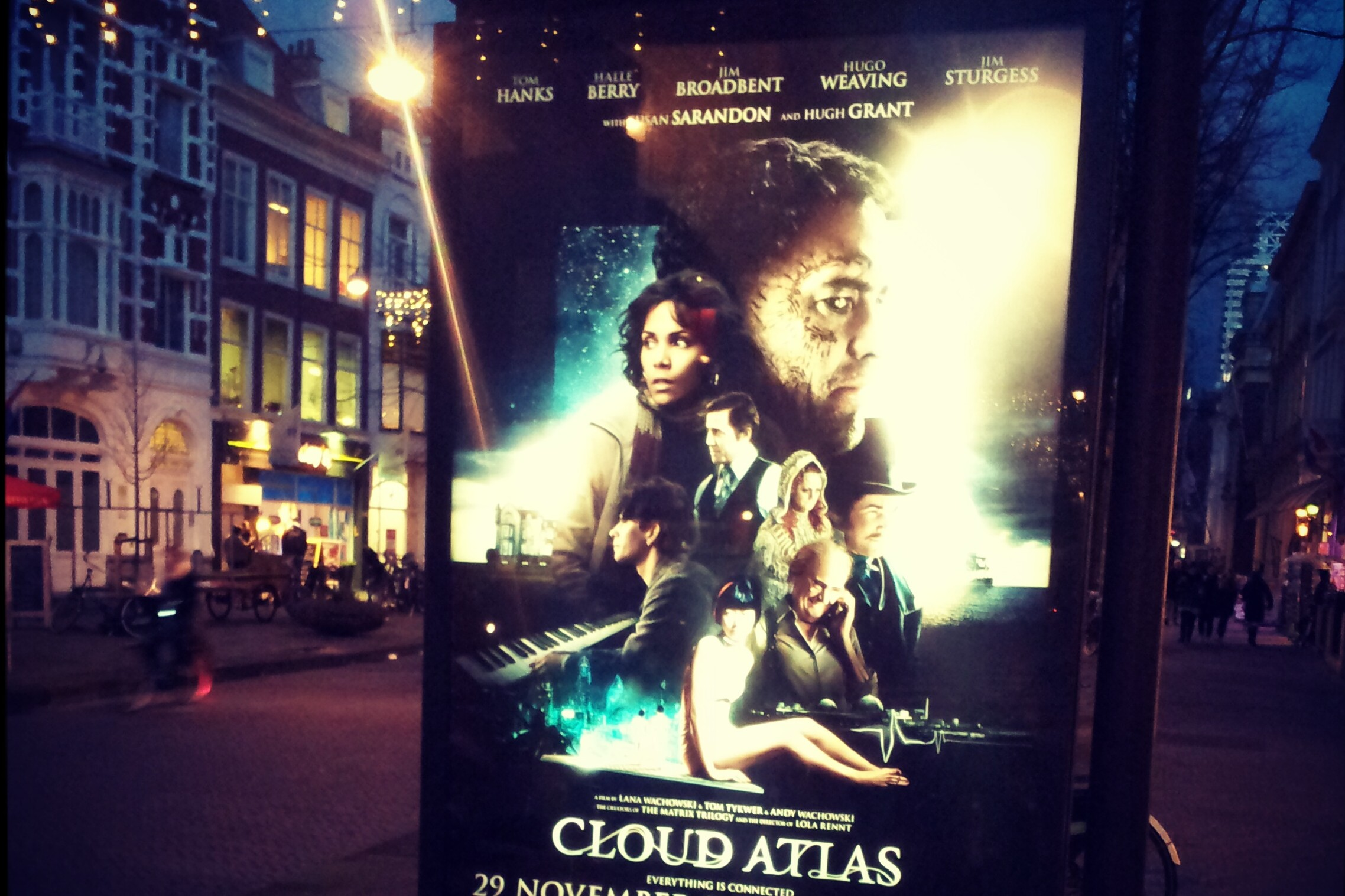 Cloud Atlas: Veranderlijke onveranderlijkheid en georkestreerde chaos