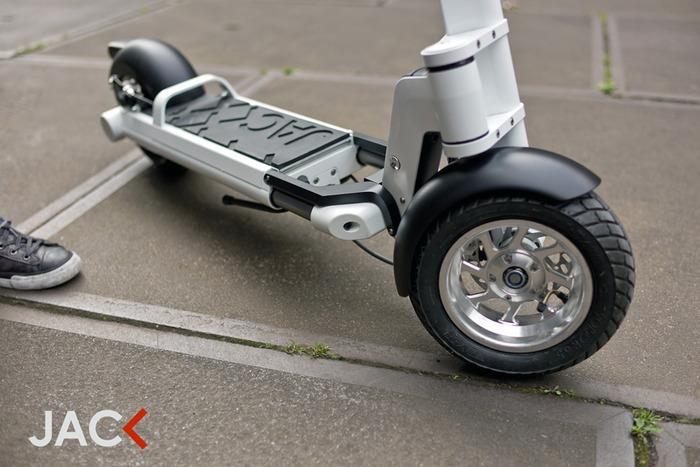 Investeertip van de week: duurzame scooter