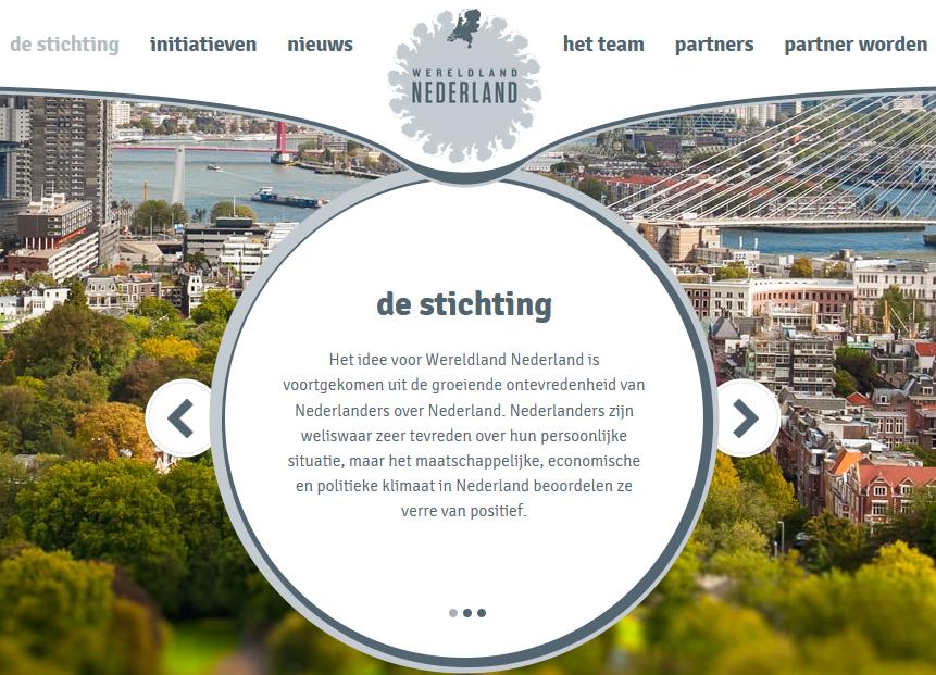 Ralph Wisbrun doet Wereldland Nederland in de uitverkoop